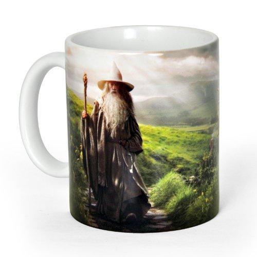 Le Hobbit: Un Voyage Inattendu - Mug Céramique - Gandalf Dans La Comté