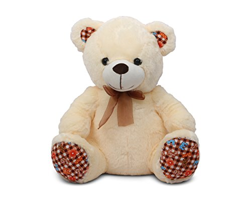Dimpy Stuff Teddy Bear - 45 cm - Cream  available at amazon for Rs.499