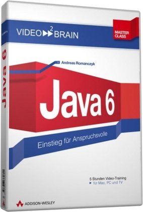 Java 6 – Video-Training (PC+MAC-DVD)