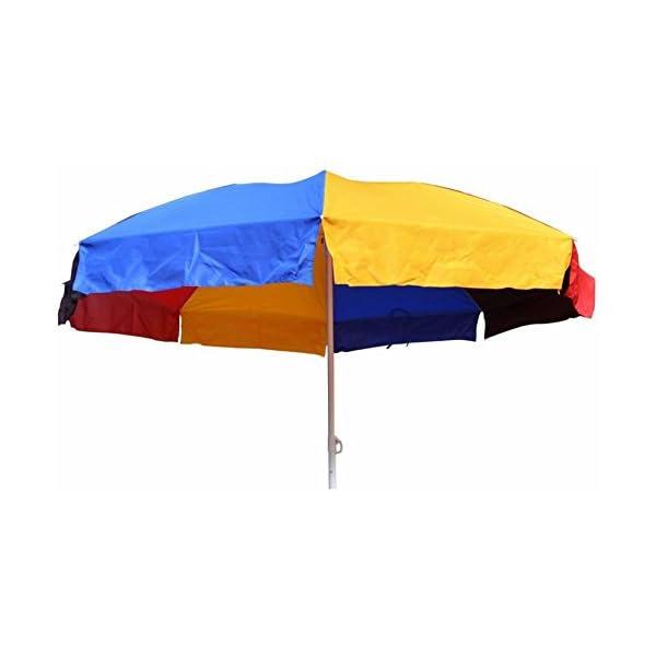 08b324b0a2572 Fendo Multicolour Fabric Outdoor Umbrella (310025_A, 36-inch) – SukhRog