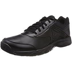 Reebok Work N Cushion 3.0, Zapatillas de Marcha Nórdica para Hombre, Negro (Black 0), 45 EU