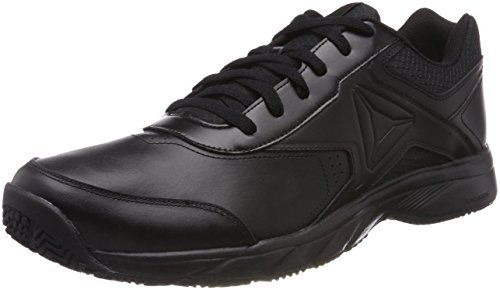 Reebok Herren Work N Cushion 3.0 BS9524 Sneaker, Mehrfarbig (Black 001), 43 EU