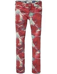 Amazon.co.uk: Red - Jeans / Girls: Clothing