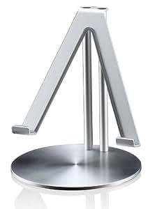 Just Mobile UpStand Aluminium-Schreibtisch-Stand für iPad