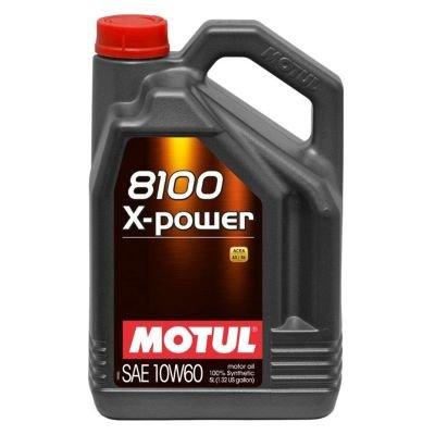 Moteur Huile lubrifiante 8100X Power 10W605l pas cher