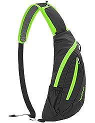 Wasserdicht Schultertaschen Outdoor Chest Bag Camping Bosom Bag