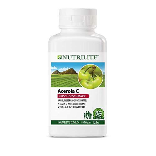 110 Tabletten (NUTRILITETM Acerola C Kautabletten, 110 Tabletten, 103g)