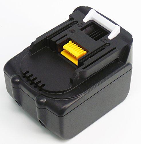 Generisches Werkzeug Akku Makita BL1440 BL1430 BL1415 14.4V 4000mAh für Lithium-Ion Tool Battery BHP440RFE BDF440RFE BTW250RFE BTD133RFE.BTD130FRFE BTD135RHE BTS130RFE BGA450RFE BDF444RFE BDF444Z BHP444RFE BHP444Z BDA341RFE BHP343 BDF343 BDF343RHE BDF446 BTD130FZ BTD132RFE BTD132Z BTS130Z BFR540RFE BFS450RFE BCL140Z BHR162Z BHP442Z BML145 BTP130Z BTW250Z BUB142Z BML184