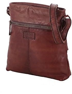 Rada Nature Umhängetasche 'Livorno' echt Leder Handtasche in verschiedenen Farben