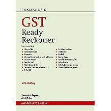 GST Ready Reckoner (6th Edition 2018)
