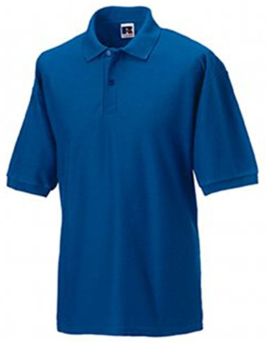 Golf-polo-shirt Jerzees (Jerzees Pique Polo Shirt L Bright Royal)