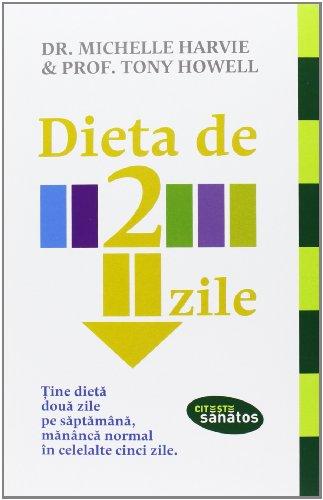 DIETA DE 2 ZILE por MICHELLE HARVIE