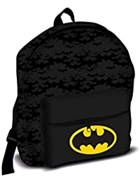 Batman Roxy Children's Backpack, 39 cm, 13 L, Black