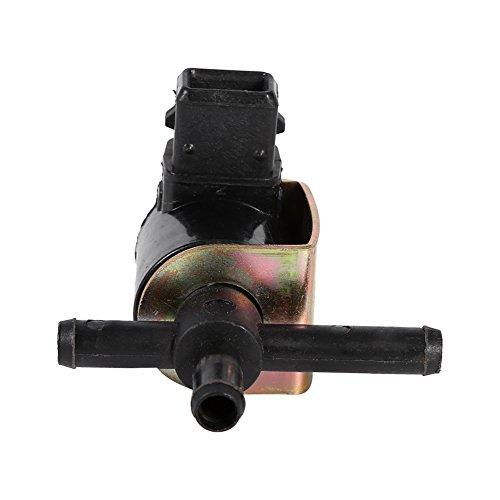 Keenso NEUE N75 Boost Control Valve Elektrisches Magnetventil für Boost Controller Turbo Wastegate Druckregelventil Magnet
