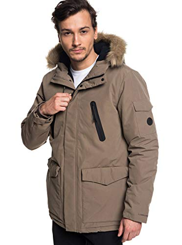 Preisvergleich Produktbild Quiksilver Storm Drop Athletic - Waterproof Hooded Parka for Men - Männer