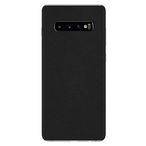 7 Layer Skinz Custom Skin Wrap Compatible with Samsung Galaxy S10+ (Black) -