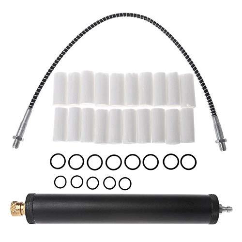 ZREAL Hochdruck-Pumpe, 40 Mpa, 300 Bar, Öl-Wasserpumpe, Luftfilter