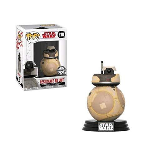 Figura Pop! Star Wars VIII The Last Jedi Resistance BB Unit Exclusive