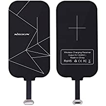 Wireless-Ladegerät-Empfänger,Wireless Charger Receiver, Nillkin Magic Tag Qi Wireless-Ladegerät Ladegerät Patch-Modul Chip für Samsung A8, Huawei Mate8 und andere Micro USB schmal-Side-up Qi-Enabled Devices