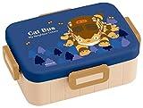 Skater japanische Bento Boxen 650 ml mit 4 Studio Ghibli Mein nachbar totoro Katze bus SSLW6 aus Japan