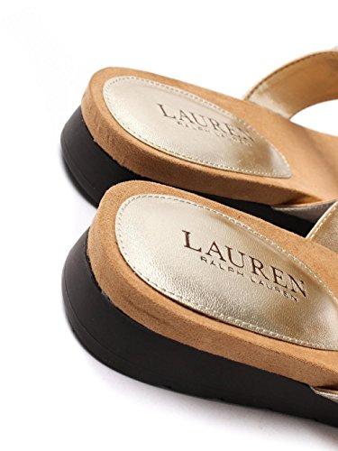 Lauren By Ralph Lauren Lakin Femme Sandales Metallic metallic