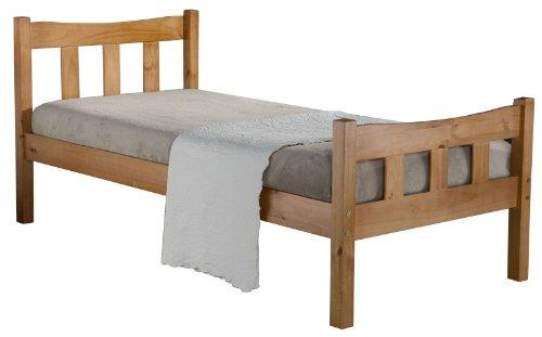 Birlea Miami Bed - Pine, Single