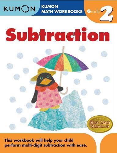 Grad 4 Stoff (Grade 2 Subtraction (Kumon Math Workbooks))