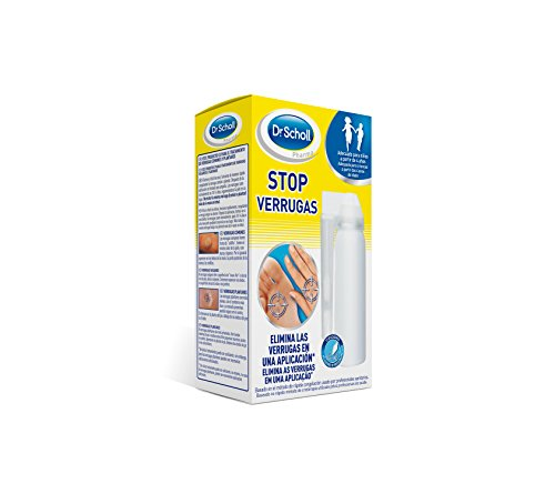 Scholl tratamiento Stop Verrugas (comunes y plantares)