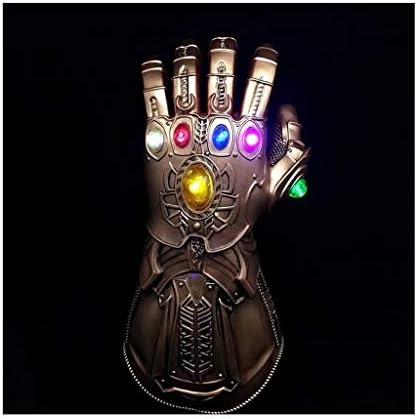 ZXJwanJ ZXJwanJ ZXJwanJ Modèle de Jouet Artisanat Boutique Anime Avengers Glowing Gloves Gants de Guerre Anime Modèle de Jouet - série de décoration Cadeau (Couleur : Glowing) | Beau Design  4c7d73