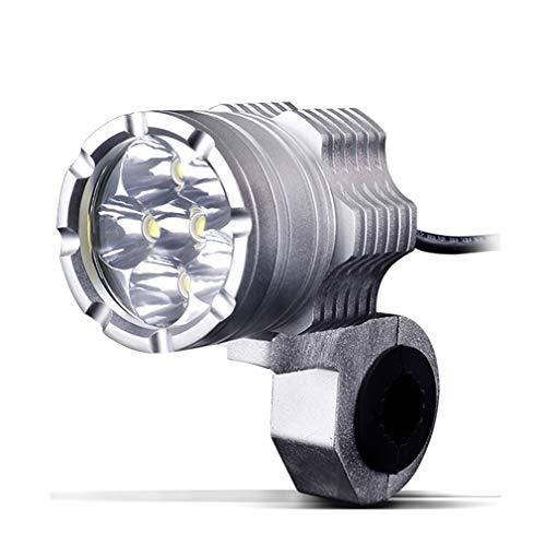 TZTED Motorrad Fahrrad SUV ATV LKW 12V 80V LED Scheinwerfer Fernlicht Nebellicht Tagfahrlicht Auto- Und Motorradbeleuchtung Super Hell LED Scheinwerfer,Natural
