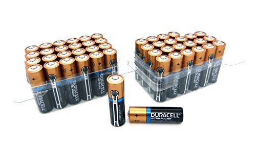 Duracell MX1500 Ultra Power Batterien Mignon AA (2x 24er Box)