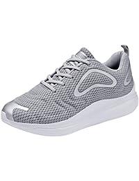 594e139667965 Darringls Zapatillas de Deportes Hombre Mujer Zapatos Deportivos Running  Zapatillas para Correr Zapatillas Deporte Hombres Mujer