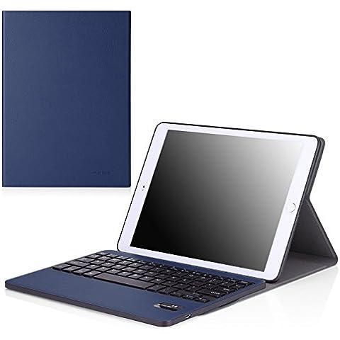 MoKo Apple iPad Air 2 Case - Tastiera Bluetooth Senza