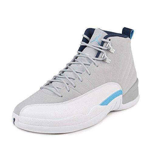 AIR Jordan 12 Retro 'UNC' - 130690-007 - Size 10 -