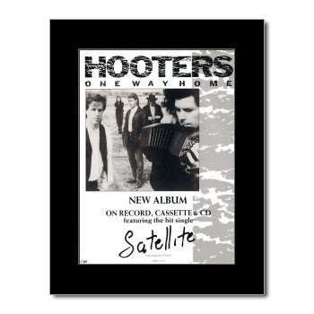hooters-one-way-home-matted-mini-poster-285x21cm