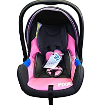 Pixie Infant Carrier Car Seat (Pink), Piece of 1