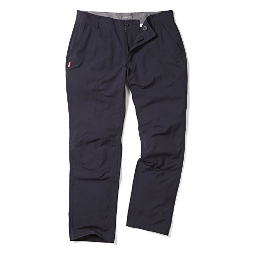 Craghoppers Hommes NosiLife Mercier Pantalon Dark Navy