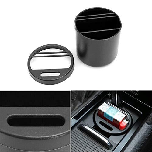 BIKITIQUE Auto Aufbewahrungsbox, Wasserschale Slot Aufbewahrungsbox Münzkartenspeicher