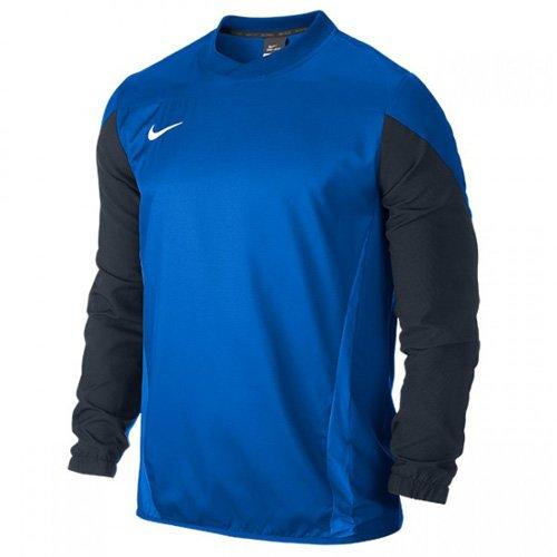NIKE Herren Sweatshirt Squad 14 Shell, Royal Blue/Obsidian/White, S, 588467-463 (Und Männer Blaue Für Graue Nike-schuhe)