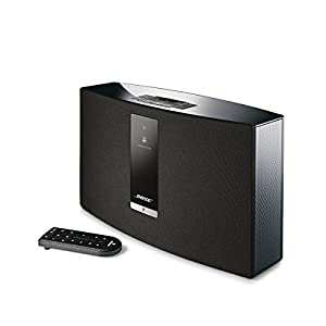 Bose SoundTouch 20 Series III Wireless (Bluetooth/Wi-Fi) Speaker System - Black - works with Alexa