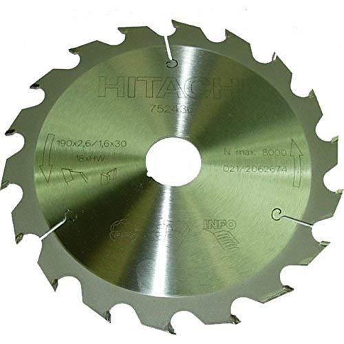 Hitachi tools - Disco ingletadora 305x2