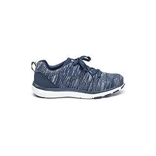 Avena Damen Leicht-Sneaker Softness - Supersoft Gepolstert - Blau Gr. 40