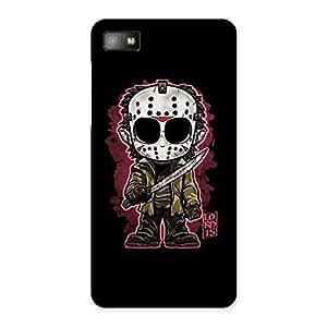 Beautiful Killing Knife Back Case Cover for Blackberry Z10