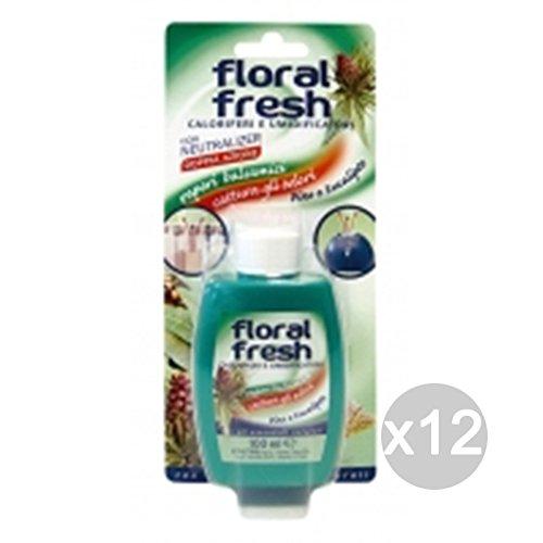 Set 12Floral Fresh Deodorant Heizkörper fha068balsamisch Duft der Haus
