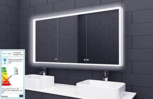 Spiegelschrank LED Bad Blum, 140 cm - 4