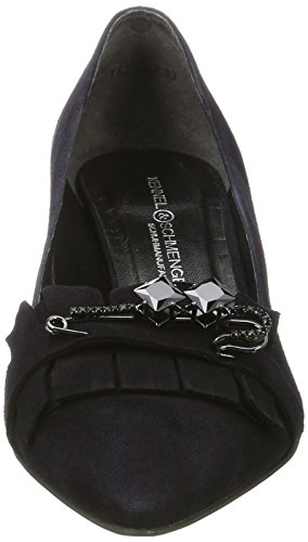 Kennel And Schmenger Ladies Selma Pumps Blu (oceano / Nero)