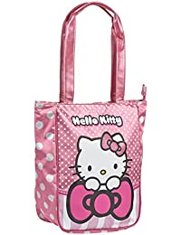 Karactermania Hello Kitty Bow Bolso Bandolera, 29 cm, Rosa