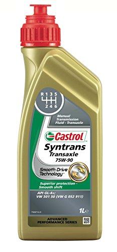 Castrol Syntrans Transaxle 75W-90 - 1L Flasche
