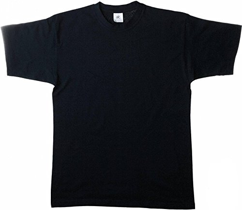 T-Shirt Exact 190 FairWear Navy