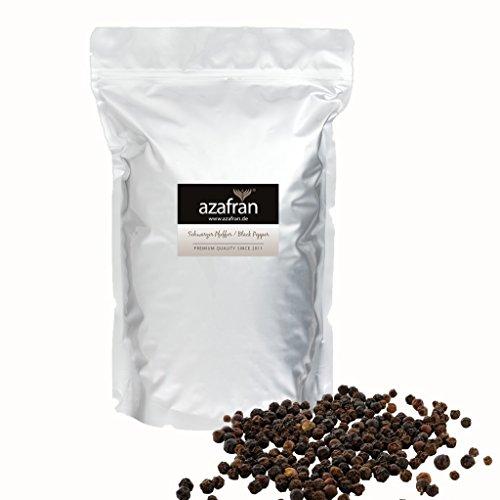 Azafran BIO Pfeffer (ganz) Sri Lanka schwarz 1kg
